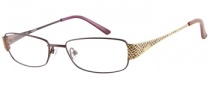 Guess GU 2269 Eyeglasses Eyeglasses - PUR: Satin Purple