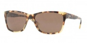 DKNY DY4089 Sunglasses Sunglasses - 332773 Tortoise / Brown
