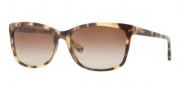 DKNY DY4090 Sunglasses Sunglasses - 332713 Tortoise / Brown Gradient