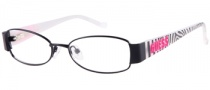 Guess GU 9070 Eyeglasses Eyeglasses - BLK: Black Satin 