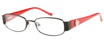 Guess GU 9073 Eyeglasses Eyeglasses - BLK: Satin Black