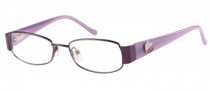 Guess GU 9073 Eyeglasses Eyeglasses - PUR: Satin Purple