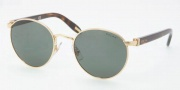 Ralph by Ralph Lauren RA4084 Sunglasses Sunglasses - 106/71 Gold / Green