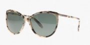 Ralph by Ralph Lauren RA5150 Sunglasses Sunglasses - 108971 Black Tortoise / Green Solid