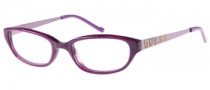 Guess GU 9075 Eyeglasses Eyeglasses - PUR: Purple