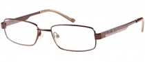 Guess GU 9082 Eyeglasses  Eyeglasses - BRN: Brown Satin