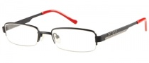 Guess GU 9083 Eyeglasses  Eyeglasses - BLK: Black Satin