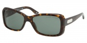 Ralph Lauren RL8066 Sunglasses Sunglasses - 500371 Dark Havana / Green
