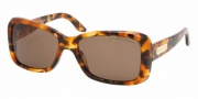 Ralph Lauren RL8066 Sunglasses Sunglasses - 503173 Yellow Havana / Brown
