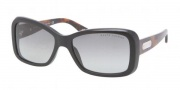 Ralph Lauren RL8066 Sunglasses Sunglasses - 525811 Black / Gray Gradient