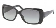 Ralph Lauren RL8073 Sunglasses Sunglasses - 500111 Black / Gray Gradient