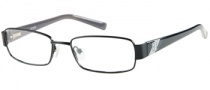 Guess GU 9088 Eyeglasses Eyeglasses - BLK: Satin Black
