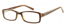 Guess GU 9089 Eyeglasses  Eyeglasses - BRN: Brown / Crystal