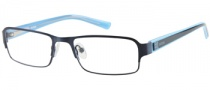 Guess GU 9090 Eyeglasses Eyeglasses - BL: Satin Blue 