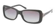 Ralph Lauren RL8078 Sunglasses Sunglasses - 500111 Black / Gray Gradient