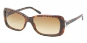 Ralph Lauren RL8078 Sunglasses Sunglasses - 50172L JL Havana Brown Gradient