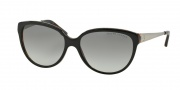 Ralph Lauren RL8079 Sunglasses Sunglasses - 526011 Black Top Havana / Gray Gradient