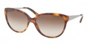 Ralph Lauren RL8079 Sunglasses Sunglasses - 530313 JC Havana / Brown Gradient
