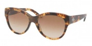 Ralph Lauren RL8089 Sunglasses Sunglasses - 535113 New JL Havana / Brown Gradient