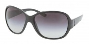 Ralph Lauren RL8090 Sunglasses Sunglasses - 50018G Black / Gray Gradient
