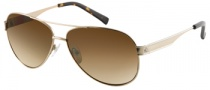 Guess GU 6668 Sunglasses Sunglasses - GLD-1F: Satin Gold