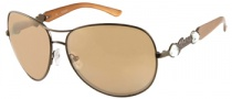 Guess GU 7091 Sunglasses  Sunglasses - BRN-1F: Shiny Brown