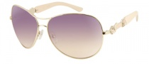 Guess GU 7091 Sunglasses  Sunglasses - GLD-10F: Shiny Gold
