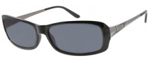 Guess GU 7103 Sunglasses Sunglasses - BLK-3: Black 
