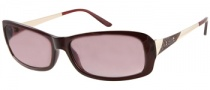 Guess GU 7103 Sunglasses Sunglasses - BU-52: Dark Burgundy