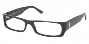 Polo PH2055 Eyeglasses Eyeglasses - 5001 Shiny Black