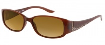 Guess GU 7121 Sunglasses Sunglasses - BRN-1: Brown Milky