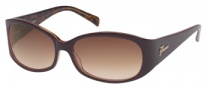 Guess GU 7134 Sunglasses Sunglasses - BRN-34: Brown Cheetah