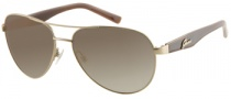 Guess GU 7138 Sunglasses Sunglasses - BRN-1: Dark Brown 