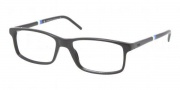 Polo PH2074 Eyeglasses Eyeglasses - 5001 Shiny Black