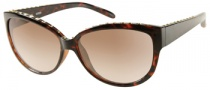 Guess GU 7162 Sunglasses Sunglasses - TO-34: Tortoise Frame