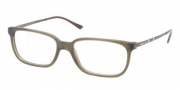 Polo PH2087 Eyeglasses Eyeglasses - 5232 Matte Olive Green Transparent