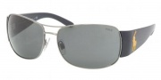 Polo PH3042 Sunglasses Sunglasses - 900287 Gunmetal / Gray