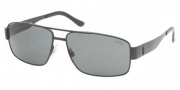 Polo PH3054 Sunglasses Sunglasses - 903887 Matte Black / Gray
