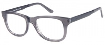 Gant G Brock Eyeglasses Eyeglasses - GRY: Transparent Grey