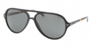 Polo PH4062 Sunglasses Sunglasses - 500187 Shiny Black / Gray