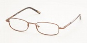 Ralph Lauren Children PP8004 Eyeglasses Eyeglasses - 120 Light Brown