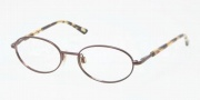 Ralph Lauren Children PP8024 Eyeglasses Eyeglasses - 104 Brown