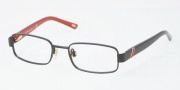 Ralph Lauren Children PP8025 Eyeglasses Eyeglasses - 107 Shiny Black