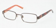 Ralph Lauren Children PP8025 Eyeglasses Eyeglasses - 132 Dark Brown