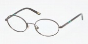 Ralph Lauren Children PP8026 Eyeglasses Eyeglasses - 104 Brown