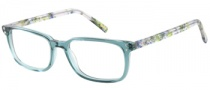 Gant GW Havana Eyeglasses Eyeglasses - BL: Translucent Blue 