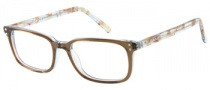 Gant GW Havana Eyeglasses Eyeglasses - BRN: Translucent Brown 