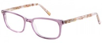 Gant GW Havana Eyeglasses Eyeglasses - PUR: Translucent Purple 