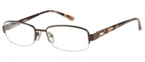Gant GW Patty Eyeglasses  Eyeglasses - SBRN: Satin Brown