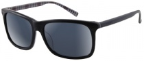 Gant GS Jerry Sunglasses Sunglasses - BLK-3P: Black / Red Plad 